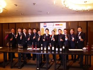 Languedoc wines distinguished at the Bangkok Grand Wine Tasting
